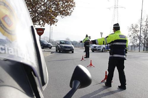 Els accidents de trànsit es van reduir en un 9,4% en el primer semestre del 2019