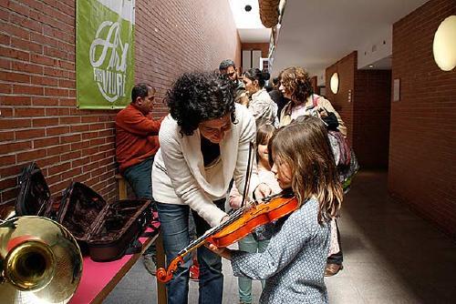 L'Escola Municipal de Música i Dansa organitza aquest dissabte jornada de portes obertes