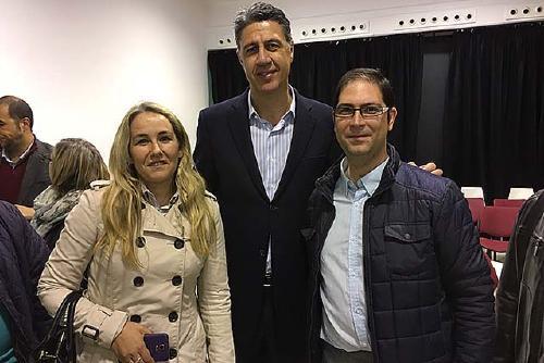 El PP local dóna suport a la candidatura de García Albiol