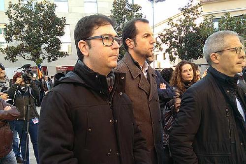 El PP de Santa Perpètua participa en l'aniversari de la Constitució Espanyola celebrat a Rubí