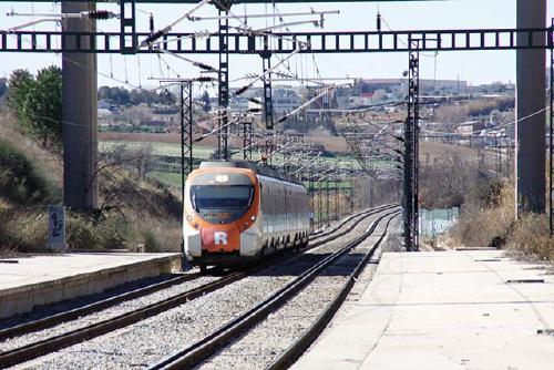 Les obres de l'estació de la R8 podrien començar durant el proper any
