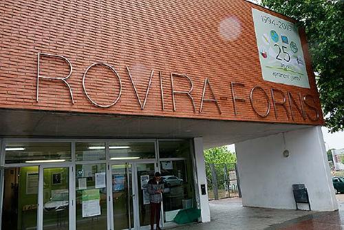 La Generalitat adjudica el projecte d'ampliació de l'Institut Rovira-Forns