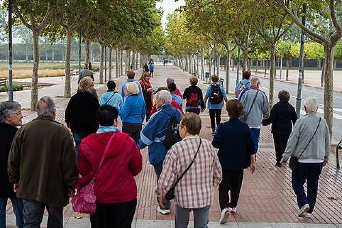 Esports programa aquest 25 d'abril una ruta saludable per commemorar el Dia Mundial de l'Activitat Física
