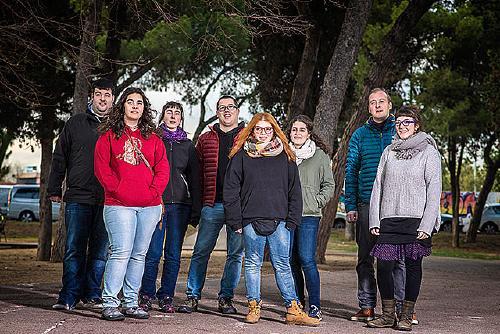 """""""La Santa Moguda vol omplir d'activitat la Festa Major d'Hivern i aportar un toc reivindicatiu"""""""