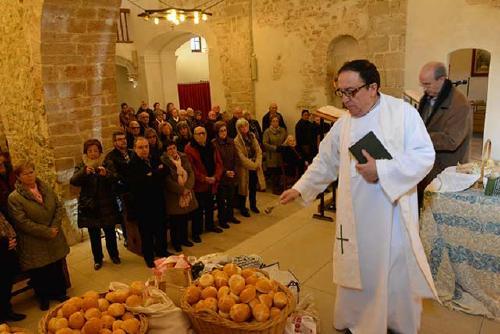 Jesús Corral s'acomiada del municipi després de quinze anys com a rector de la Parròquia de Santa Perpètua