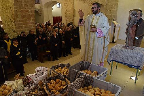 Aquest dissabte se celebra la Festa de Santa Prisca a Santiga