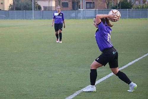 L'equip femení de la UCF Santa Perpètua goleja per 0 a 10 el cuer