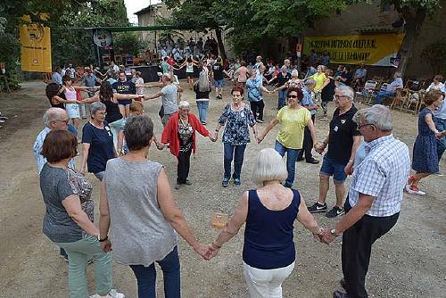 Se celebra una nova edició de l'Aplec de Santiga