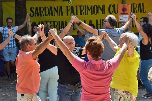 L'Agrupació Sardanista ajorna al 13 de setembre l'Aplec