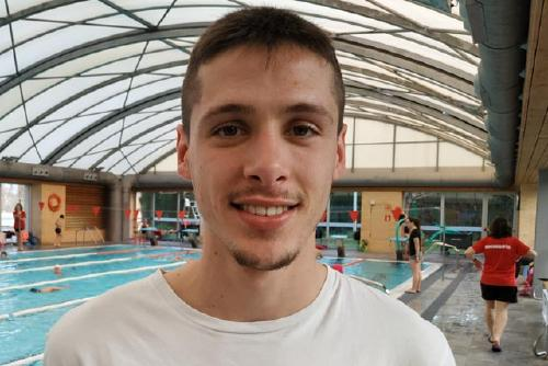Sergi Castells, plata en els 50 lliures dels Campionats de Catalunya universitaris