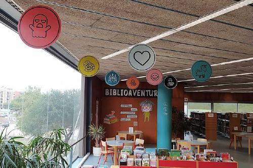 Noves exposicions a la Biblioteca Josep Jardí
