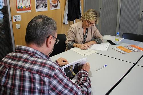 L'equip del Síndic rep dues queixes i dues consultes durant la seva visita a Santa Perpètua