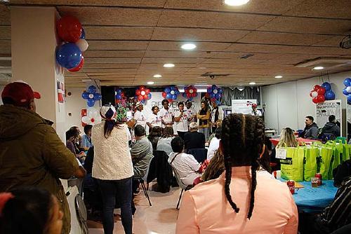 Es presenta l'Asociación Dominicana Sol y Lluvias