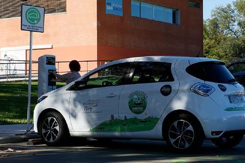 El vehicle elèctric compartit de Som Mobilitat ha realitzat més de 22.000 quilòmetres