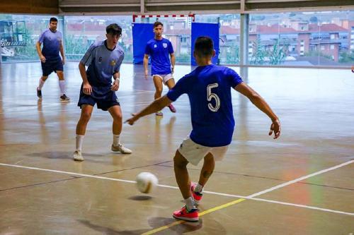 L'Sport Sala celebra la vuitena edició del Torneig Francisco Sánchez López sense públic a les graderies