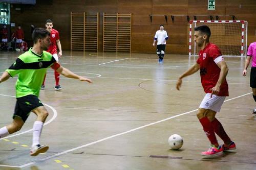 L'Sport Sala busca aquest dissabte la primera victòria a casa
