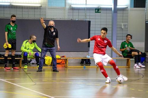 L'Sport Sala empata a sis gols contra l'Escola de Futbol de Montcada