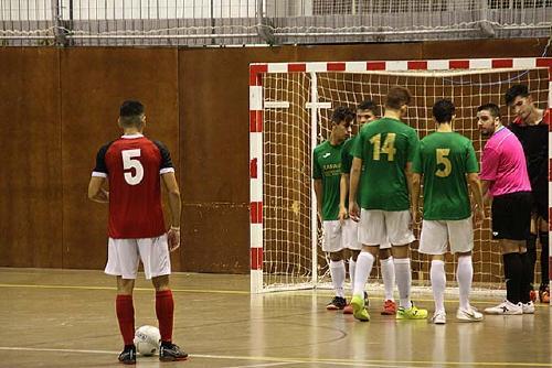 L'Sport Sala empata a quatre gols a la pista de l'Aiguafreda