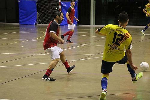 L'Sport Sala juga avui a la pista del Can Cuyàs un partit ajornat