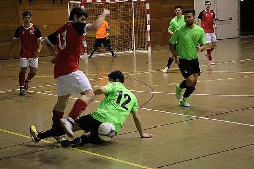 El sènior de l'Sport Sala cau a casa contra el Sant Cebrià de Vallalta (2-5)