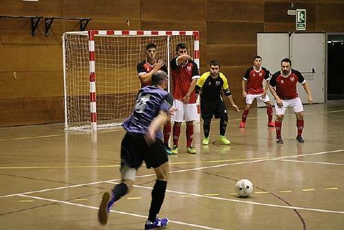 El sènior de l'Sport Sala empata a un gol contra l'Inter Sentmenat