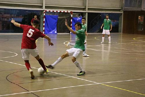Empat a dos gols de l'Sport Sala contra el Alella