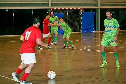 L'Sport Sala suma un punt important a la pista del Palau-Penya Barcelonista