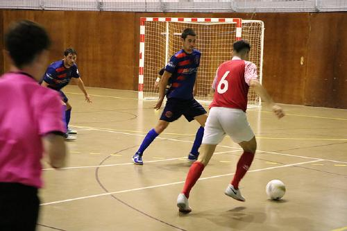 L'Sport Sala debuta amb derrota contra el Prats de Lluçanès (2-8)