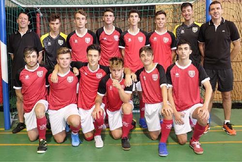 El juvenil de l'Sport Sala, novè al grup 1 de la Primera Divisió