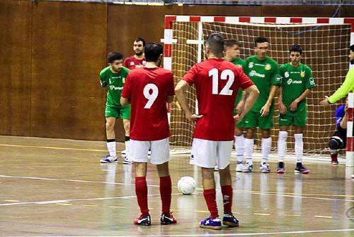 L'Sport Sala guanya a la pista del Futsal Iris B de Badalona