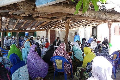 El grup jove de SPSolidària Kanji prepara una brigada per anar als camps de refugiats sahrauís