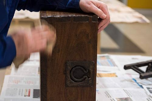 La Regidoria de Cultura i l'EMA organitzen una mostra de talla de fusta