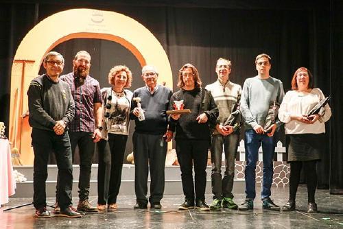 La companyia8 de Terrassa guanya el premi espectador de la 28 Mostra de Teatre de Tàndem