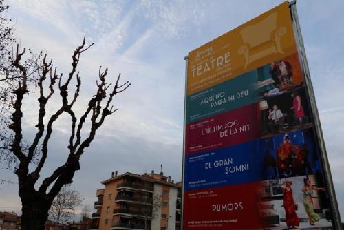 La Mostra de Teatre de Tàndem programa aquest dissabte la comèdia 'Rumors'