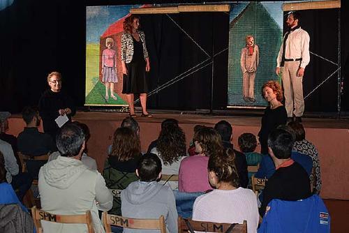 L'obra Murs es torna a representar aquest 22 d'abril a CAM Bernades