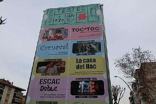 La Mostra de Teatre de Tàndem arrenca amb el doble d'assistència