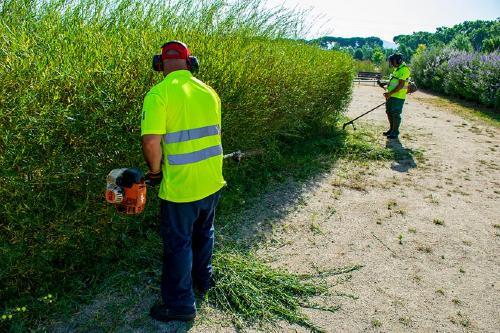 L'Ajuntament contracta catorze persones a través de Treball als barris