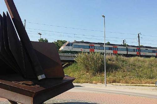 El PP de Santa Perpètua destaca 'l'esforç que ha fet l'Estat' amb el projecte de l'estació de la R8