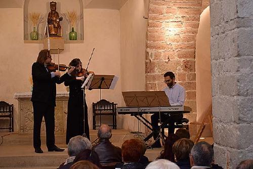 Unes 300 persones han assistit a la XXVII edició del cicle de Concerts de Tardor