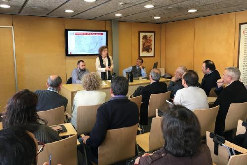 Suport empresarial i de l'Ajuntament de Polinyà a la posició de Santa Perpètua sobre Amazon