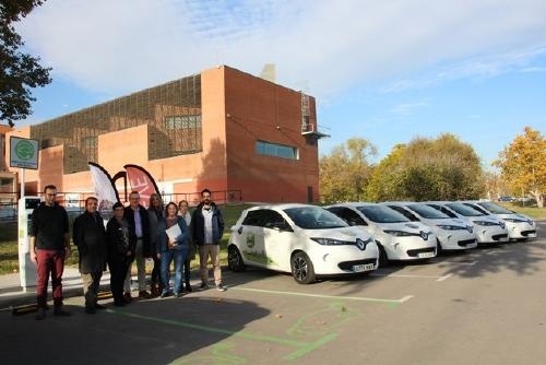 Santa Perpètua, Castellbisbal, Rubí i Torelló promouen la mobilitat elèctrica compartida