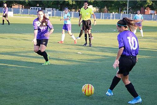 El primer equip femení de la UCF Santa Perpètua pateix la primera derrota de la temporada
