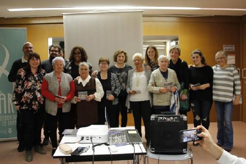 Quinze veïnes del municipi reflexionen sobre feminisme en l'audiovisual 'Amb ulls de dona'