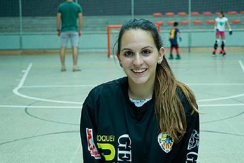 El Generali Palau, de la perpetuenca Laura Vicente, perd la final de la Copa d'Europa femenina d'hoquei patins