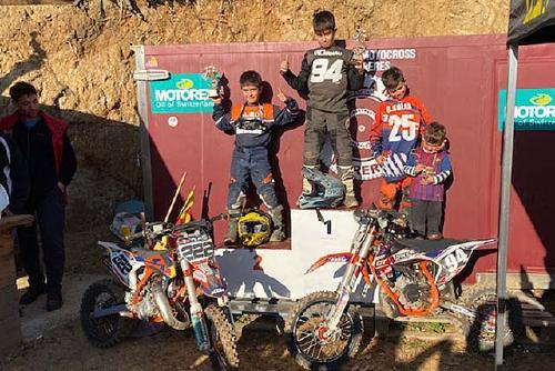 El perpetuenc Jordi Vilarnau, campió de motocross d'Accema