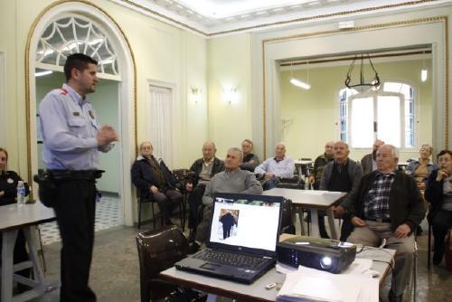 L'Ajuntament organitza avui una xerrada sobre seguretat i consum adreçada a la Gent Gran