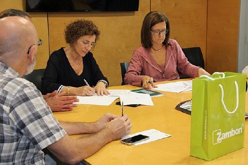 Zambon patrocina amb 10.000 euros tres projectes de l'EMA