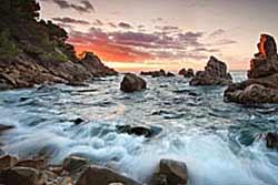 Sortida fotogràfica d'AFOVISP - Lloret de Mar
