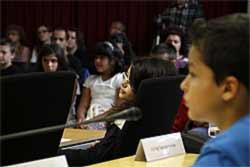Ple del Consell Infantil Municipal