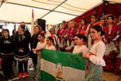 5, 6, 7 i 8 de març Festa Major / Casa de Andalucía